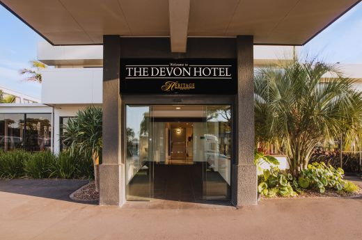 The Devon Hotel | New Plymouth Accommodation | Heritage Hotels